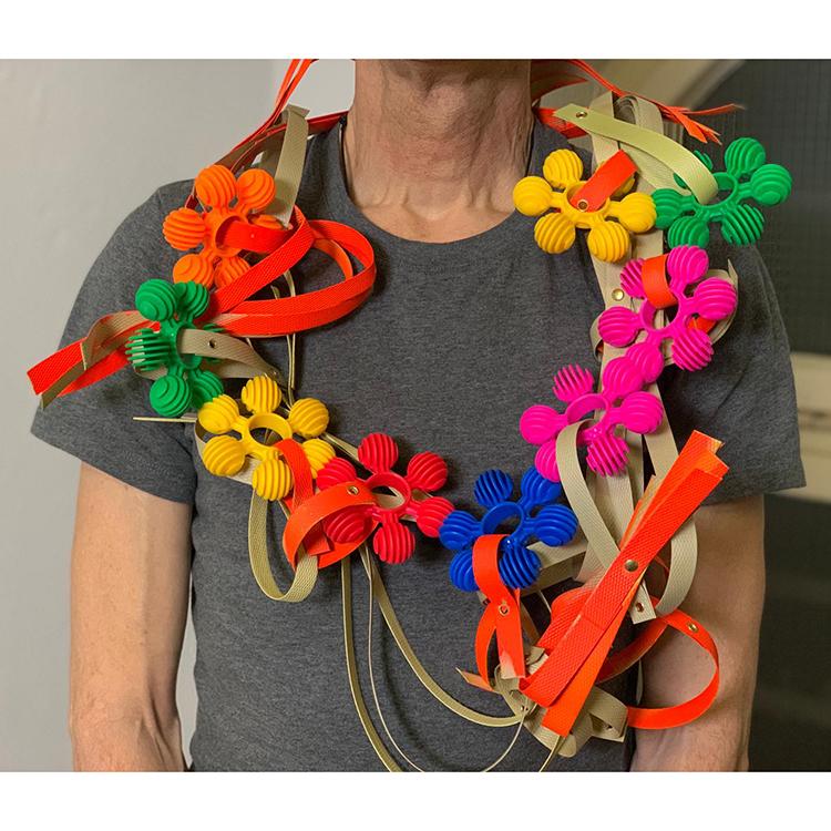 Galerie Door contemporary art and contemporary fine art jewellery Coco Sung