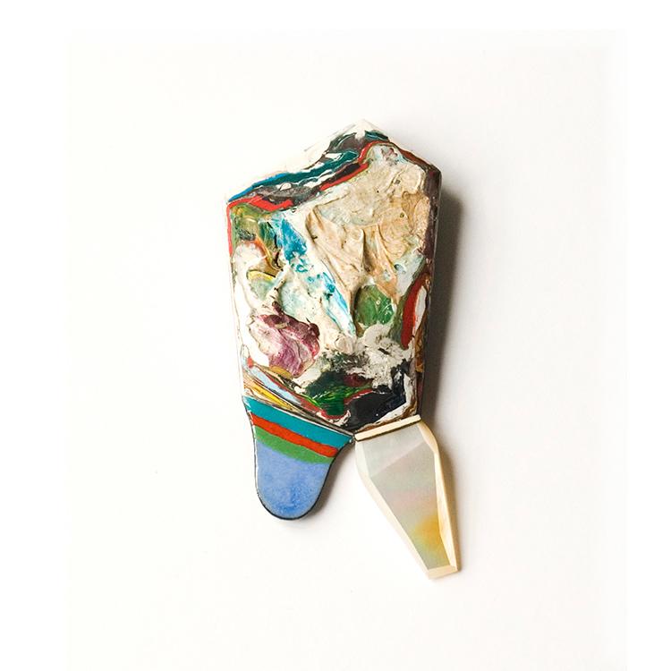 galerie door contemporary fine art and art jewellery danni schwaag brooch
