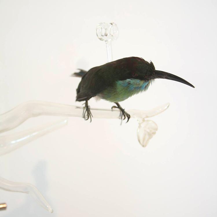 galerie door contemporary fine art and art jewellery Idiots (Afke Golsteijn, Floris Bakker)