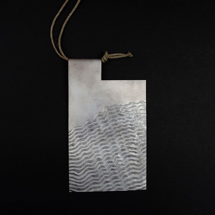 Galerie Door contemporary art and contemporary fine art jewellery Klara Brynge