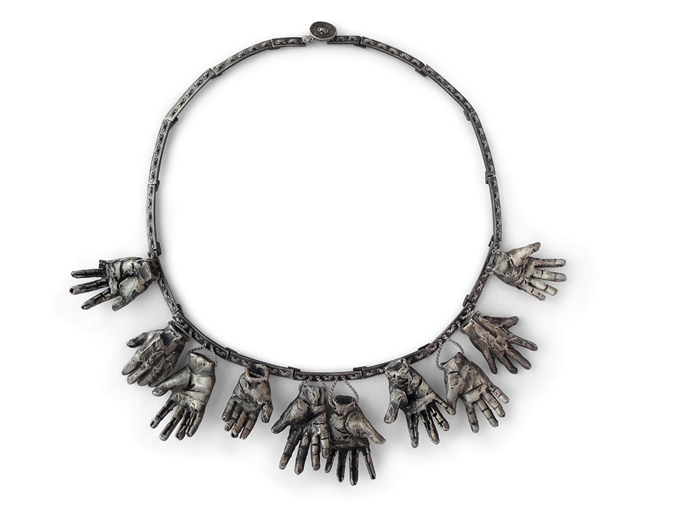 galerie-door-mielle-harvey-Empty Hands Necklace