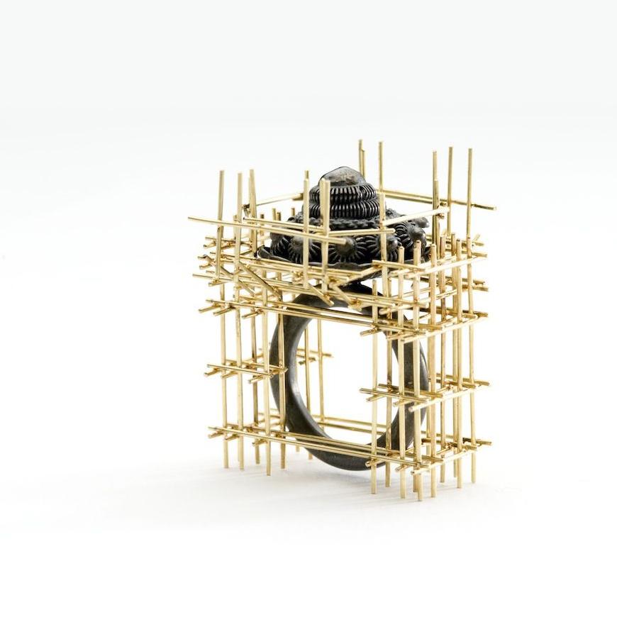 galerie door contemporary fine art and art jewellery robean visschers