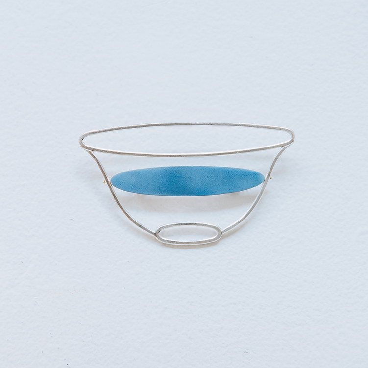 Galerie Door contemporary art and contemporary fine art jewellery Violeta Adomaityte