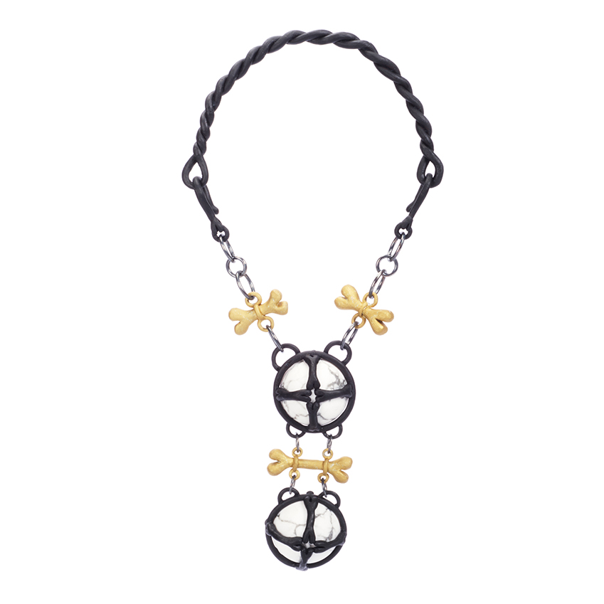 galeriedoor-eva-burton-coyolxauhqui-necklace